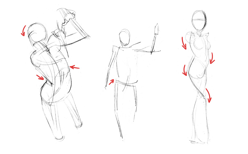 Elements Of Gesture Makingcomics Com