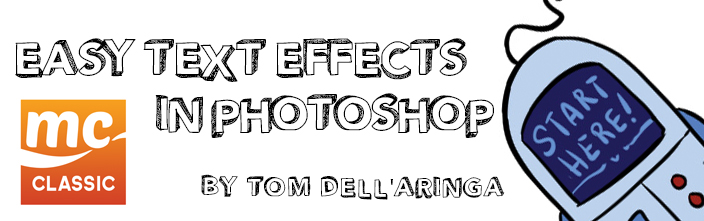 PHOTOSHOP TEXT EFFECTS BANNER