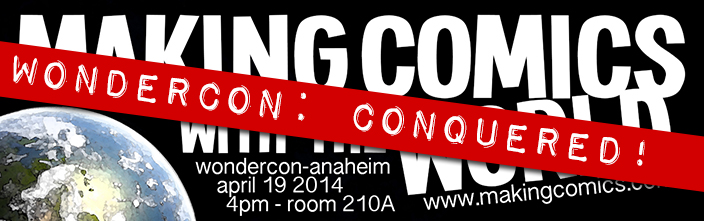 Wondercon 2014 Wrap-Up