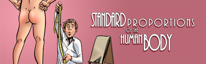Standard Proportions Of The Human Body Makingcomics Com