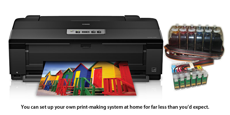 Do It Yourself Print Making It S Cheaper Than You Think