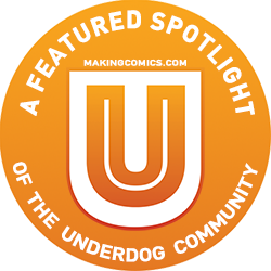 A featured spotlight of the Underdog Community 250x250
